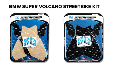 Stompgrip and California Superbike School Super Volcano Collaboration