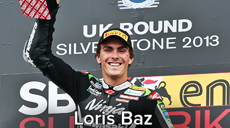 Featured Athlete World Superbike Rider Loris Baz
