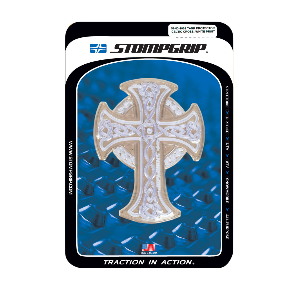 TANK PROTECTOR - CELTIC CROSS