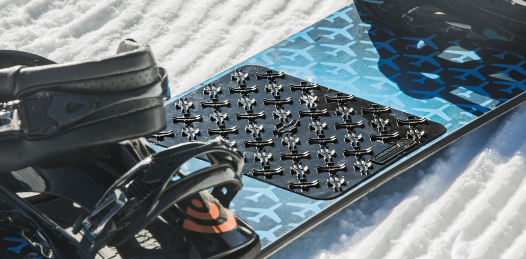 Snowboard Traction Pad