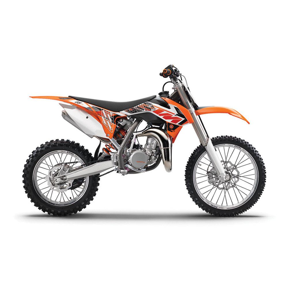 dirtbike kit - volcano